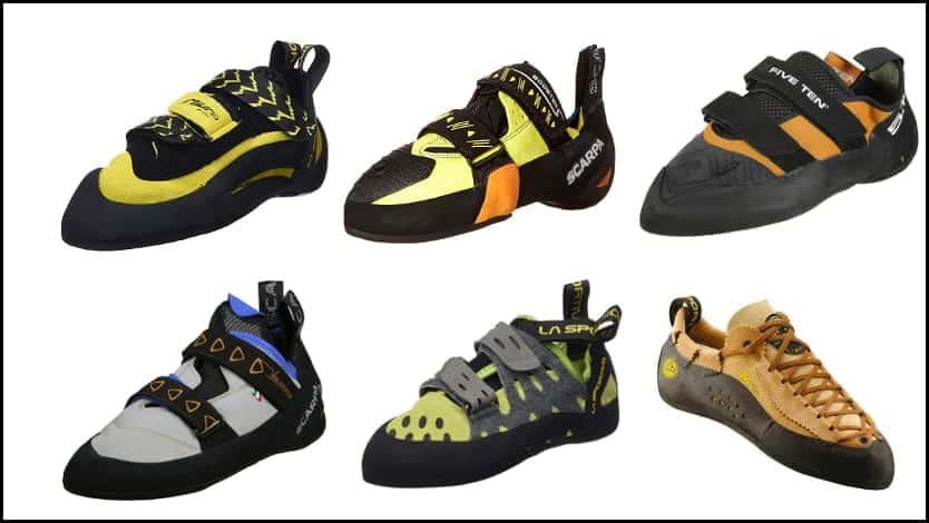 unique design amazing price new release Top 6 Best Indoor Rock Climbing Shoes of 2019 | Rock Climbing Central